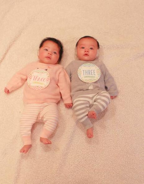 山田ローラ子供の成長3ヶ月