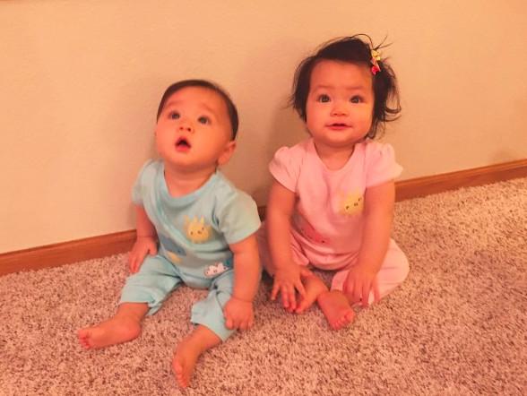 山田ローラ子供の成長9ヶ月