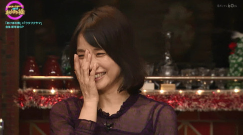 あけぼの橋石田ゆり子笑顔