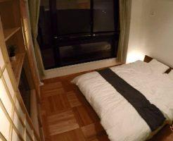 有吉ゼミヒロミリフォームベッド寝室