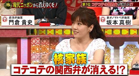 ホンマでっかテレビ関西弁