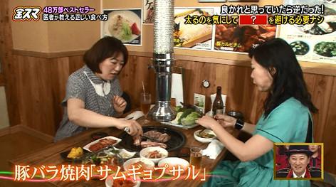 鬼奴椿さんと黒沢かずこさんが食事した場所