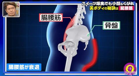 初耳学腸腰筋