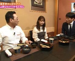 ぴったんこカンカン上野英多郎寿司