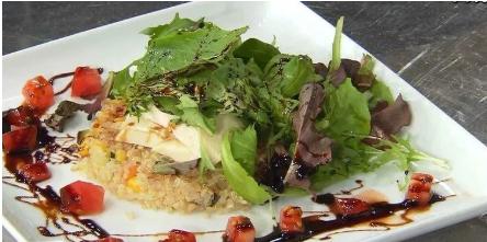 キヌアのサラダ世界一受けたい授業