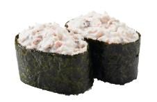 ケンミンショーサラダ軍艦かっぱ寿司